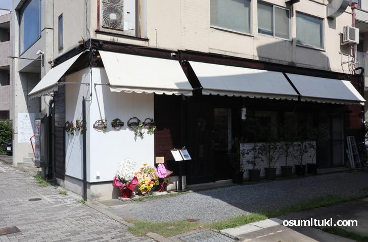 鶏そば223(店舗外観写真)