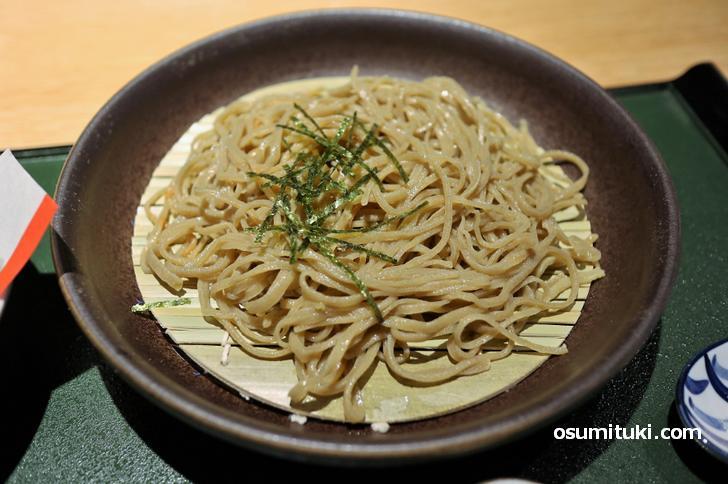 栄養価の高さが見直されている「韃靼(だったん)そば」が京都で食べられる?
