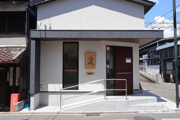 2020年6月1日オープン アンクサンドイッチカフェ(ANKH Sandwich Cafe)