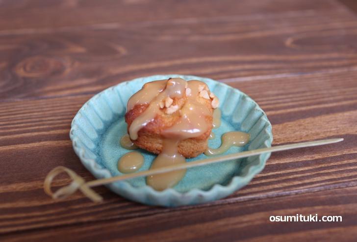 お口直しの焼き菓子(月猫商會)