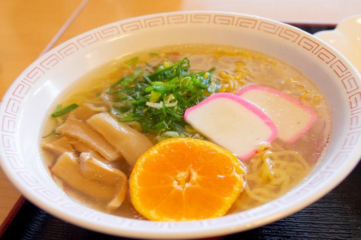 【神奈川】みかんラーメンは「なかい里都まちCAFE」で食べられる