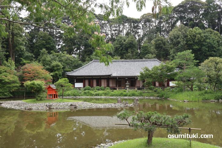 日本で最も美しい仏像 吉祥天女像がある浄瑠璃寺