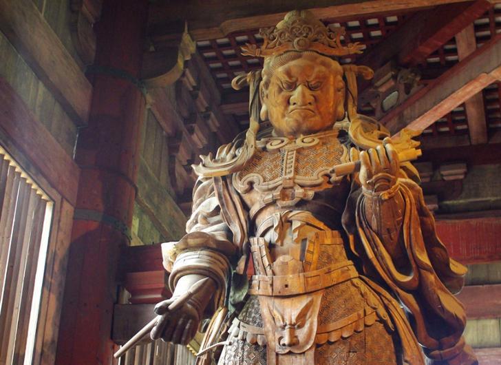マツコの知らない世界で京都の仏像が4仏像紹介されました