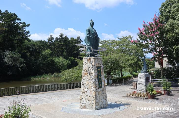 亀岡城、明智光秀が本能寺へ行く時に通った道を歩いてみた