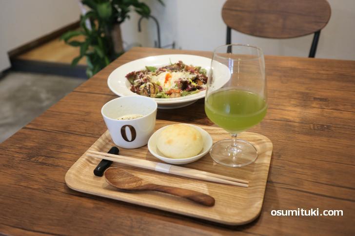 2020年8月31日オープン カフェおこぼ(京都市下京区)