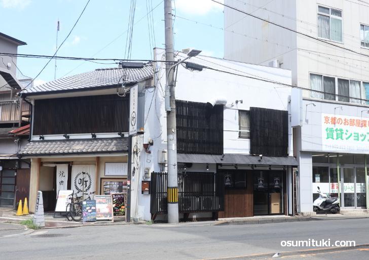 2020年9月4日オープン 串スタンド (京都居酒屋、四条大宮)
