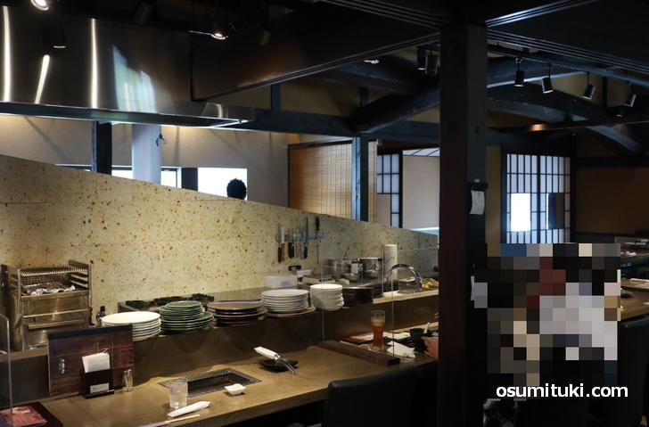 京たんくろ和牛がメインの焼肉店「南山 本店」