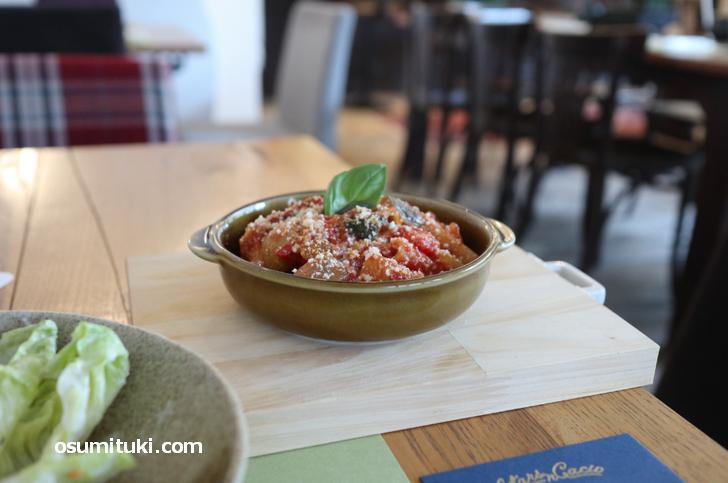 本格イタリアンとクラシックなアメリカンフードが食べられるカフェレストラン
