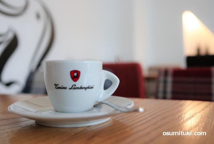 自動車メーカー「ランボルギーニ」のコーヒーはとても珍しい