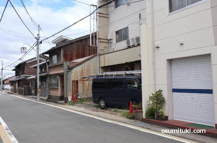 ラーメンスタジアム京都は淀駅徒歩1分という立地