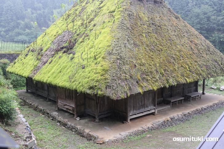 日本最古の農家「石田家住宅」は慶安3年(1650年)建造