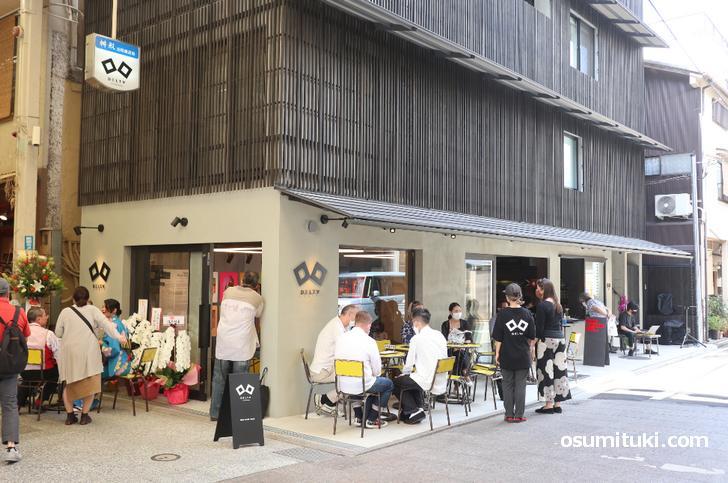 2020年9月19日オープン  カフェ・ギャラリー デルタ (DELTA)