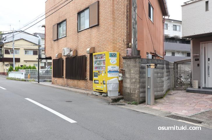 京都市伏見区醍醐上ノ山町3丁目は京都のミステリーゾーン