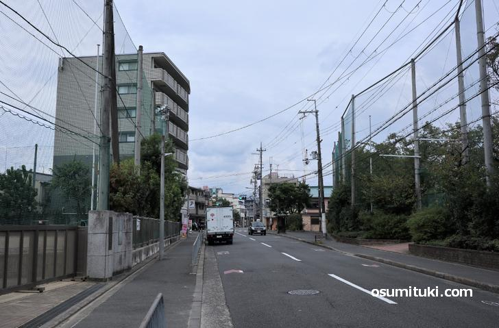 京都の正親町(おおぎまち)は人が住めません