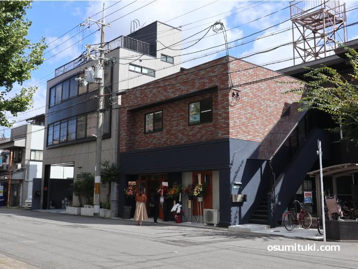 KONOA bakery(店舗外観写真)