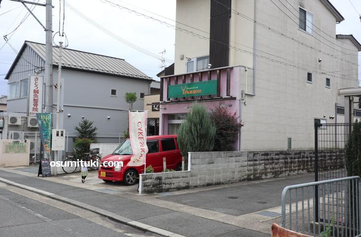 パティスリー&カフェ トワニー(Towaneee)店舗外観写真