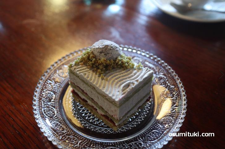 枯山水ケーキ(単品500円)