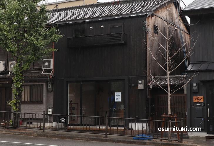 GOOD TIME COFFEE東山店(店舗外観写真)