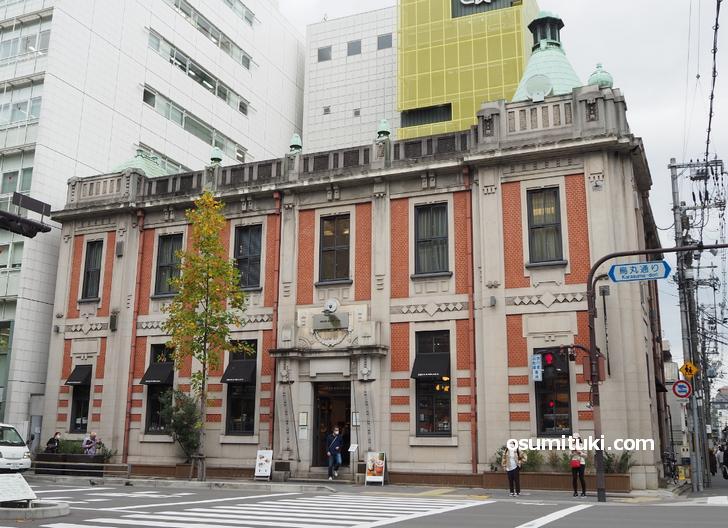 旧山口銀行京都支店(大正5年)