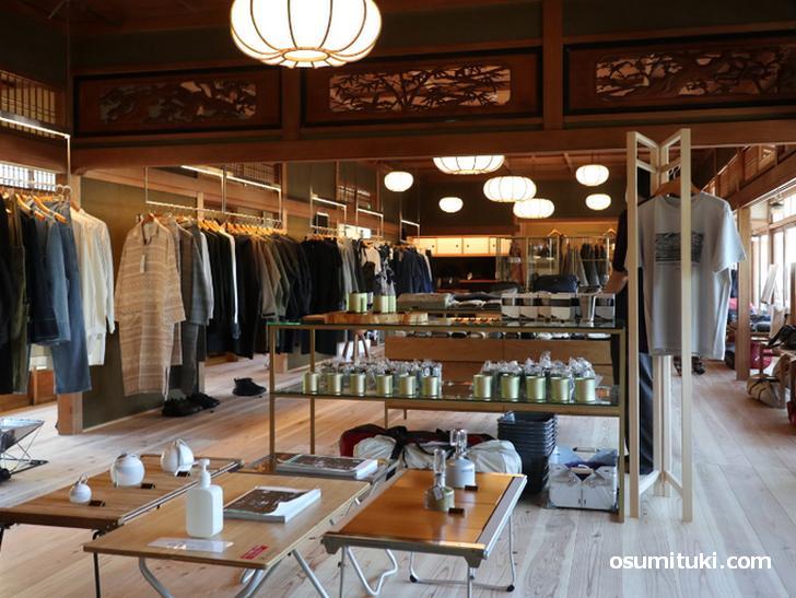 2020年8月29日オープン スノーピーク京都嵐山
