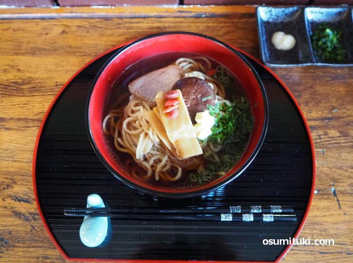 歴史麺紀行(800円)
