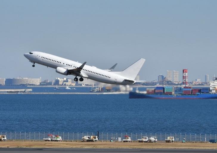 東京では飛行機を見て育ちました