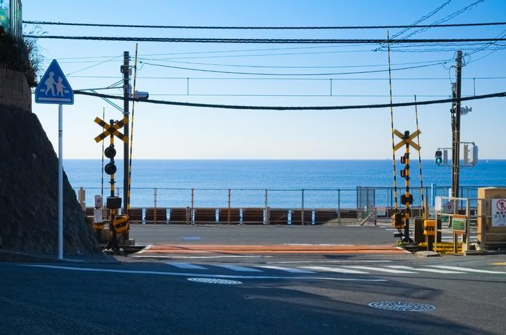 キナリ革工房は鎌倉高校前駅が最寄駅です