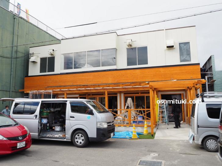 YAKINIKU BBQ FUSHIMI TERRACE (店舗外観写真)