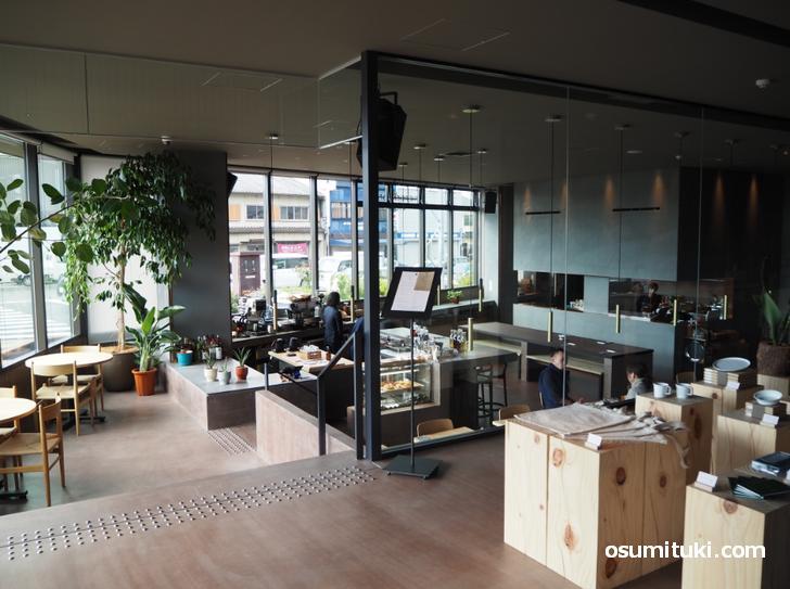 2020年11月1日オープン THE REIGN HOTEL KYOTO レストラン&カフェ