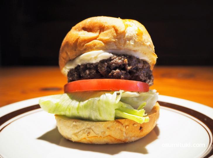 ハンバーガー(1000円)