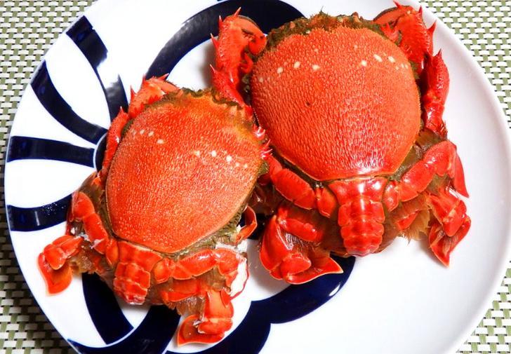 宮崎県串間市産アサヒガニが『満天☆青空レストラン』で紹介