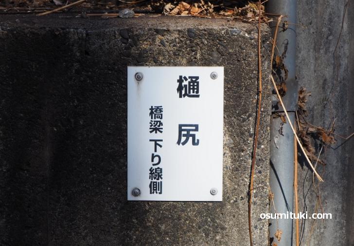 京都で一番低い鉄道ガード?京阪宇治線「樋尻橋梁」はどこにある?