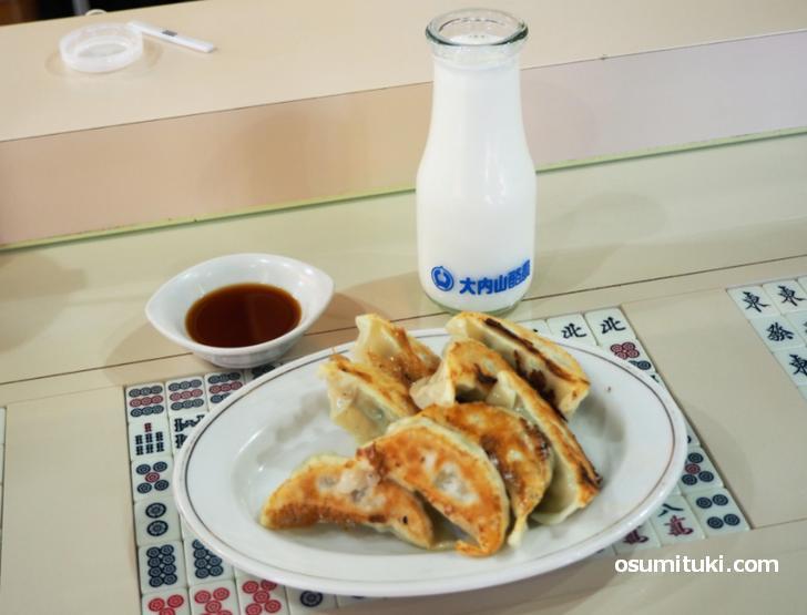 餃子に牛乳、三重県四日市市の意外な組み合わせが『ザワつく!金曜日』で紹