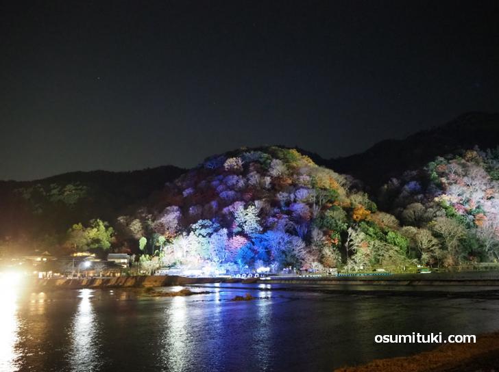嵐山花灯路2020(京都・嵐山)