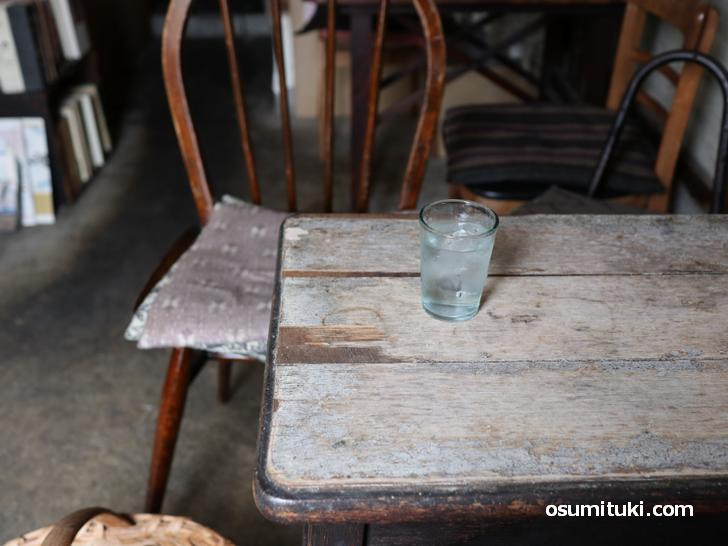 農家カフェのような雰囲気です