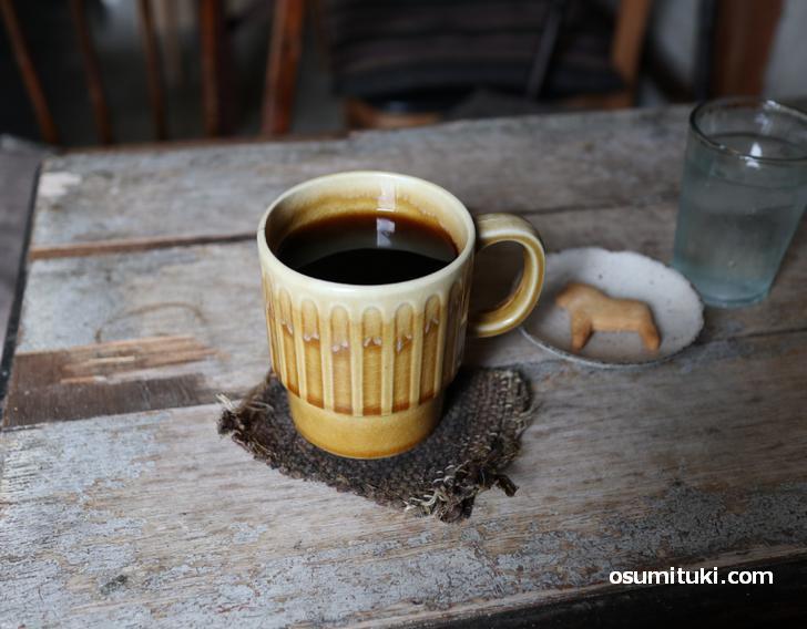 コーヒー(クッキー付)