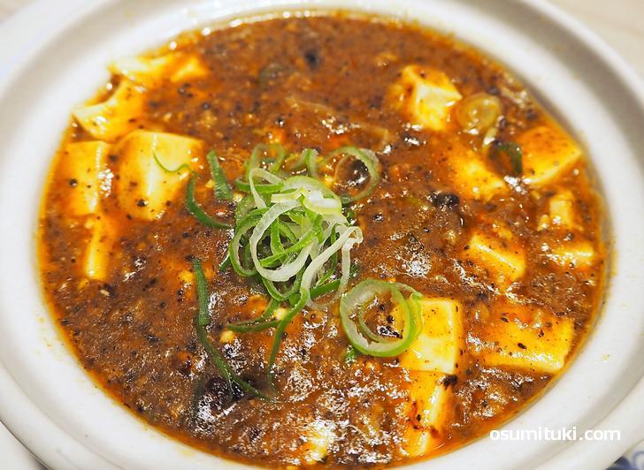 武蔵野麻婆の豆腐に隠されたおいしさの秘密は調理方法にある