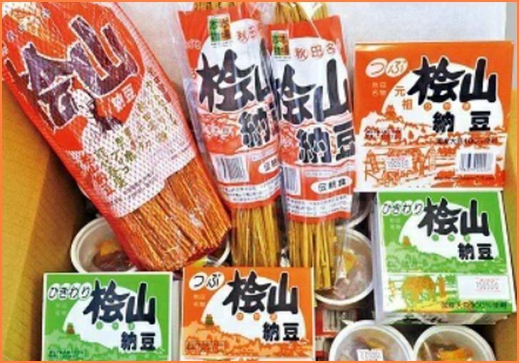 檜山納豆(秋田県能代市)