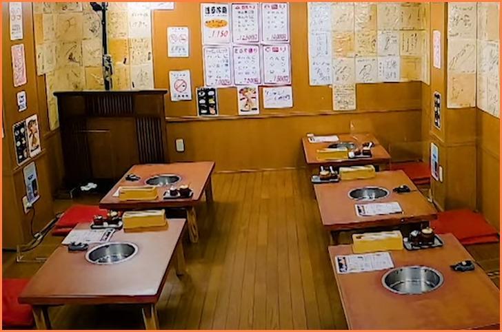 関ジャニ∞が全員集合した焼肉店は「本とさや(浅草)」