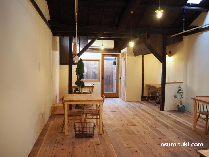 KONONEKI Cafe(店内写真)