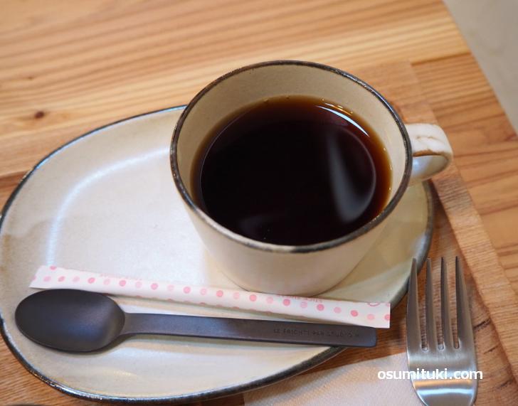 コーヒーはサーカスブレンドです