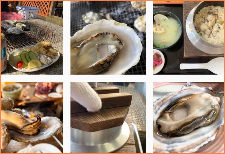 かれん 牡蠣