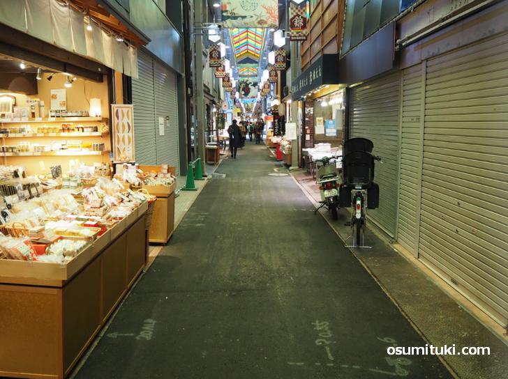 京都の錦小路で「ものすごい違和感」を感じた