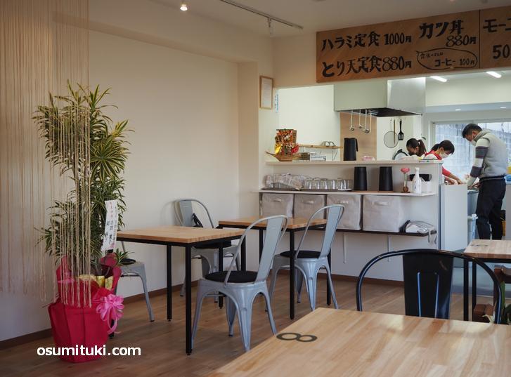 わに食堂(店内写真)