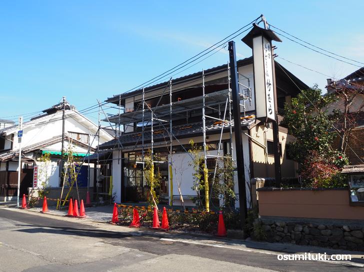 上島珈琲店 京都嵯峨嵐山店(店舗外観写真)