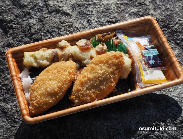 タルタルのり弁当(オリジン)が『ジョブチューン』で紹介