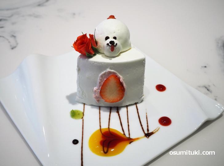 苺のショートケーキ(540円)