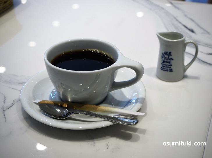 コーヒーも良いものが使われています