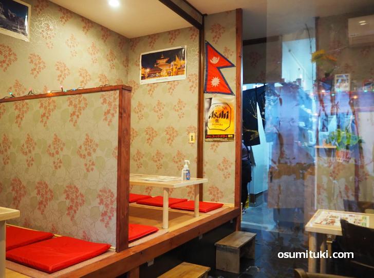 レストラン ミトチャ(店内写真)