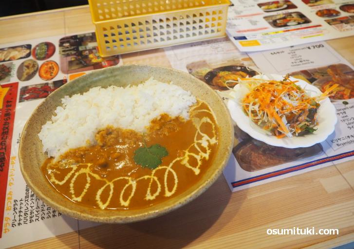 Aランチ(850円)